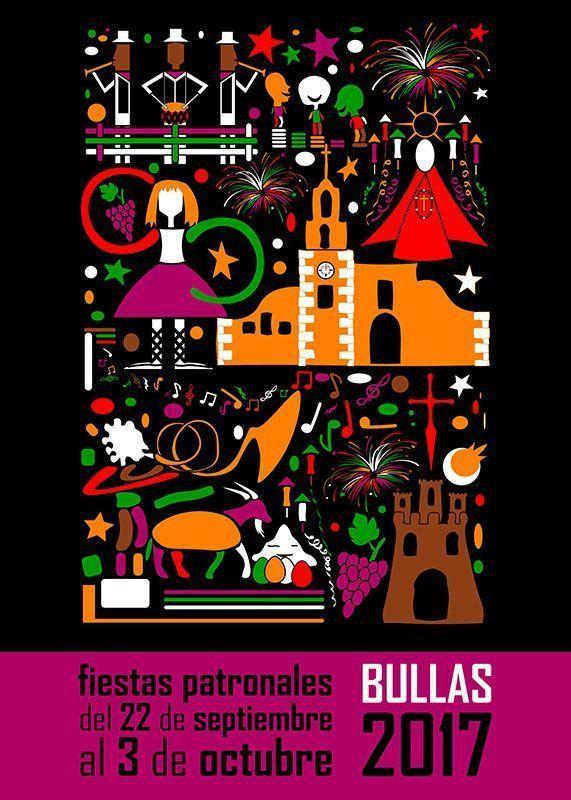 Fiestas Bullas 2017