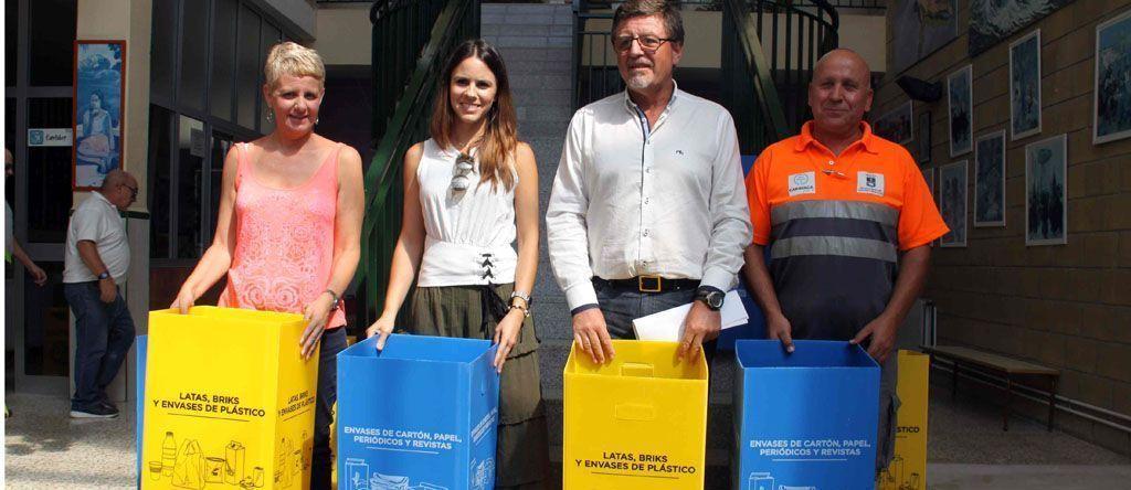 Los colegios de Caravaca participarán en la campaña de educación ambiental 'Educa en Eco'