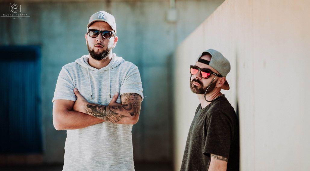 Piezas & Jayder actuarán en Caravaca el 7 de octubre