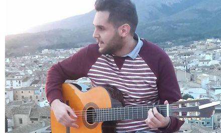 «Quizás porque es mi idolo me fijo mucho en Pablo Alboran», el caravaqueño Mario Matallana actúa en TIC Festival