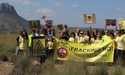 Concentración por una región libre de fracking