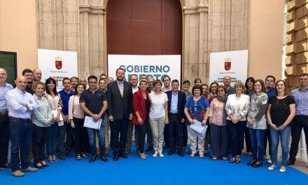 El Plan regional de Gobierno Abierto incorporará las aportaciones de la red de municipios para la participación ciudadana
