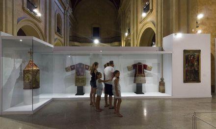 La exposición 'Signum' acerca el arte del Renacimiento a los estudiantes de la Región