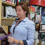 «Hablar sobre libros y literatura siempre es un buen momento para reunirse», Ángeles Castillo