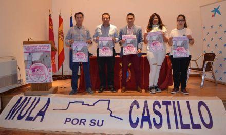 Mula acoge el 15 de octubre la Carrera Popular Castillo de Mula