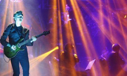 "Austin Slack participa en ""Symphonic of Pink Floyd"", que se presenta hoy en Cartagena"