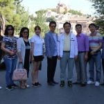 El Alcalde de la ciudad coreana de Dangjin visita Caravaca de la Cruz