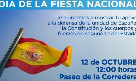 El PP anima a los caravaqueños a salir a la calle el 12 de octubre para defender la unidad de España