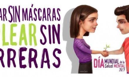 Caravaca, sede del XIX Encuentro Regional de Familias del 'Día Mundial de la Salud Mental'