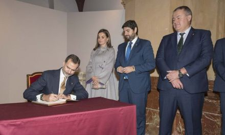López Miras: «La visita de los Reyes de España a Caravaca de la Cruz es el broche de oro en la recta final de este Año Jubilar»