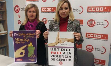 Aumentan en el último año un 24,6% las denuncias por violencia machista en la Región de Murcia