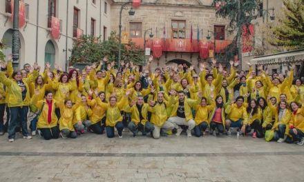 'Aristo Camina' culmina el camino de Caravaca uniendo a más de 100 empleados y farmacéuticos murcianos para financiar un proyecto solidario de Farmacéuticos Sin Fronteras