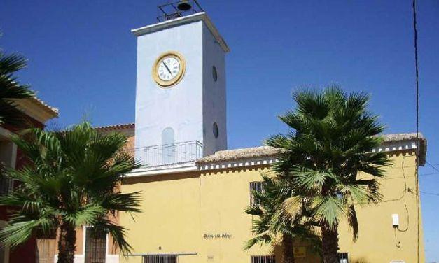 El Ayuntamiento de Campos del Río trabaja para conseguir la rehabilitación de la Torre del Reloj