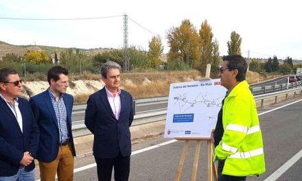 El Concejal de Urbanismo de Caravaca reitera ante el director general de Carreteras la necesidad de construir la Autovía del Norte