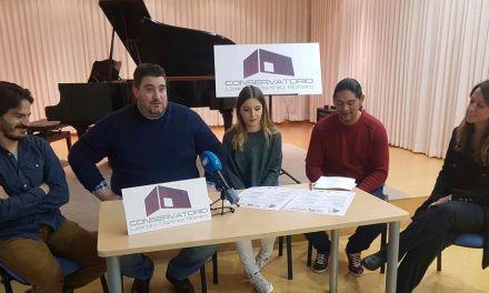 El Conservatorio clausura el ciclo de Santa Cecilia con un concierto en el salón de plenos del Ayuntamiento de Caravaca