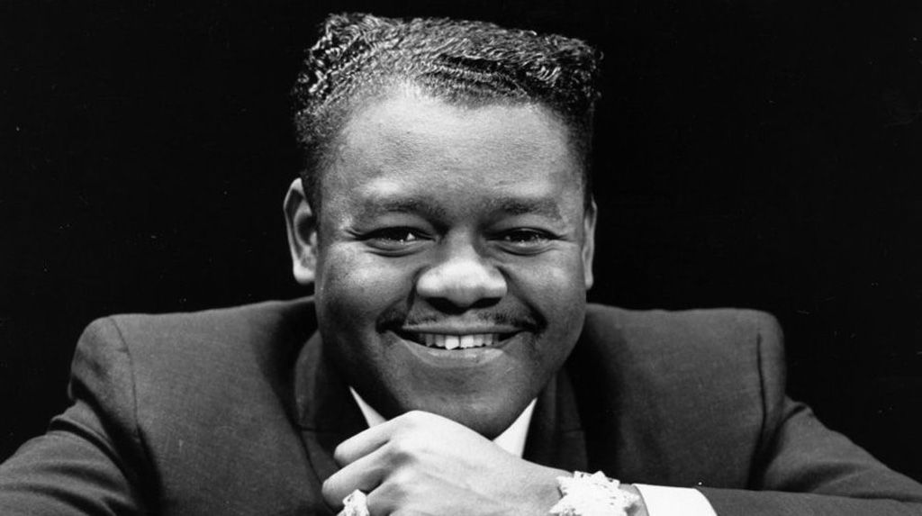 Adiós a Fats Domino, padre del rock and roll