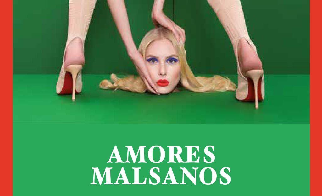 """La Fea Burguesía publica """"Amores malsanos"""" de Teresa Vicente"""