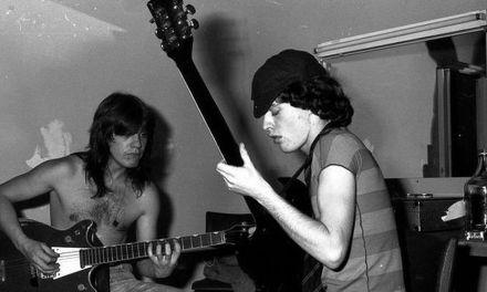 Fallece Malcolm Young, fundador, mentor y vida de AC/DC