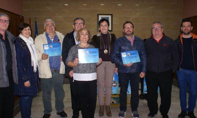 """""""Currito"""" , """"Pincho Crujiente de Oreja"""" y """"Enmascarado"""" ganan la X Edición de la Ruta de la Tapa y el Cóctel de Calasparra"""