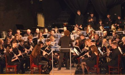 Un gran concierto en Mula para conmemorar la festividad de Santa Cecilia