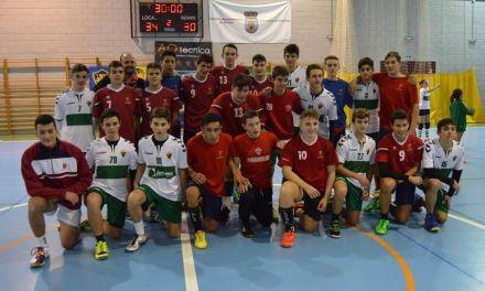 """Las selecciones murcianas se llevan el VII Torneo """"El Lagarto"""""""