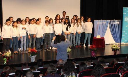 El Colegio Ródenas entre los colegios reconocidos por Unicef por su labor en favor de los derechos de los niños
