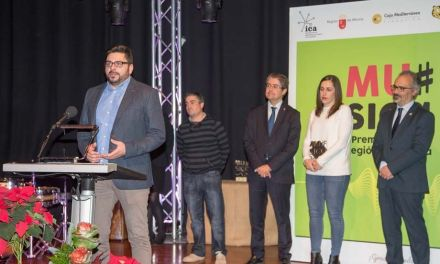 La Fiesta de las Cuadrillas, galardonada en los Premios de la Música de la Región de Murcia