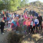 """El grupo Gepnace del CEIP """"Ciudad de Begastri"""" realiza una jornada de reforestación en Cehegín"""