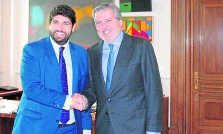 López Miras y Méndez de Vigo clausuran este domingo el Año Jubilar de Caravaca de la Cruz