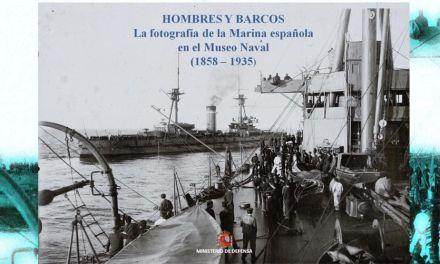 Una exposición en Caravaca para conocer la Armada Española a través de la fotografía