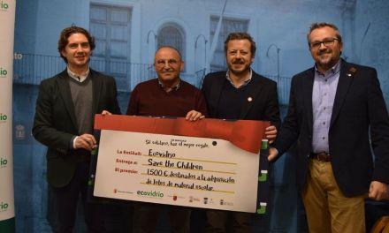 Bullas, Cieza y Yecla consiguen superar el reto propuesto en la campaña de Ecovidrio 'Sé solidario, haz el mejor regalo'
