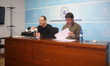 El Ayuntamiento de Cehegín presenta un nuevo Programa de Empleo Público Local