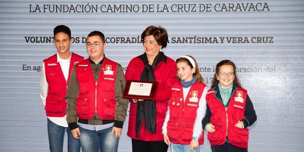 Compromiso, respaldo, legado: los voluntarios de la Vera Cruz