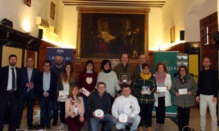 Los hosteleros entregan los premios de la cuarta edición 'De tapas en Caravaca'