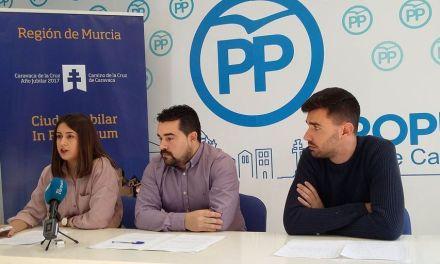 NNGG Caravaca lamenta que «el Ayuntamiento se olvide de los jóvenes reduciendo la oferta de ocio y estudio sin ofrecer alternativas»