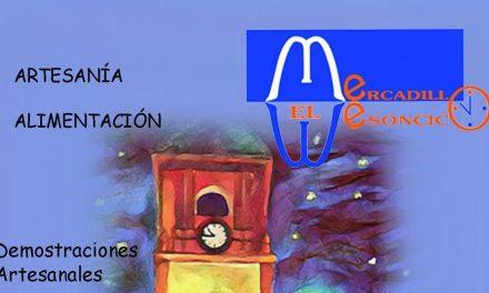 """Este domingo se celebra una nueva edición del mercadillo """"El Mesoncico"""""""