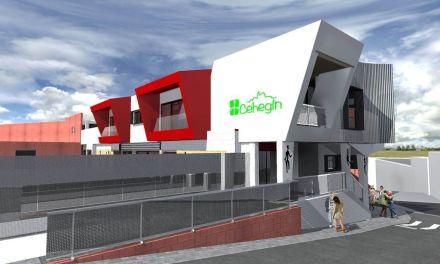 """Presentados los bocetos del proyecto de reconstrucción del complejo deportivo """"Loli de Gea"""""""