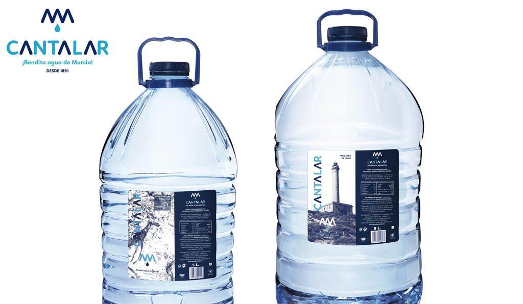 Aguas de Cantalar publicitará el Arte Rupestre de Moratalla en sus etiquetas