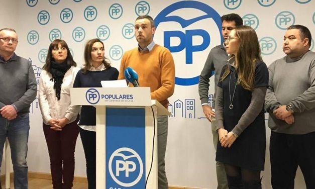 El PP de Caravaca se suma a la campaña de firmas a favor de la permanencia de la prisión permanente revisable