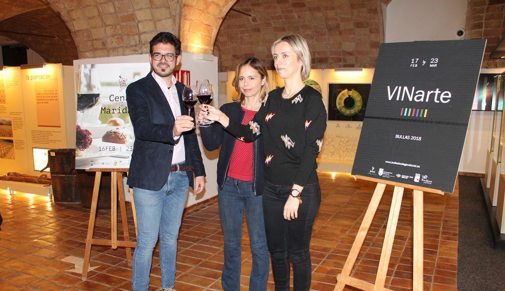 VINarte 2018: para disfrutar del folclore y la cultura ligada a Bullas y sus vinos