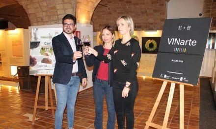 El ciclo VINarte sigue este fin de semana con más actividades en torno a los vinos de la DOP Bullas