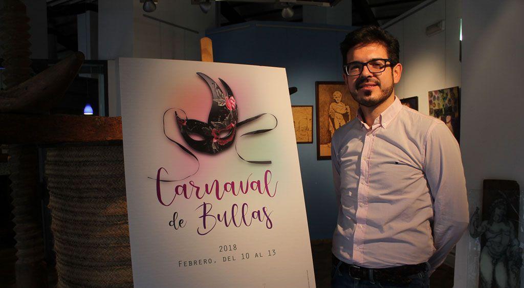 Presentada la programación del Carnaval 2018 en Bullas