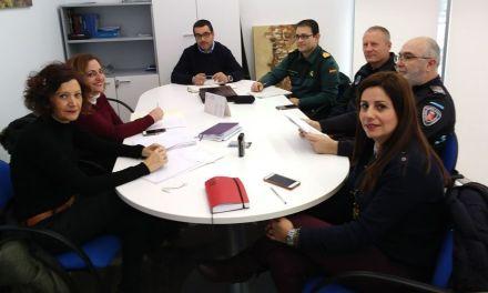 La Mesa Local y la de Coordinación Policial en materia de violencia de género se reúnen para analizar la Violencia de Género del municipio