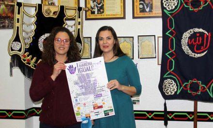 La I Marcha por la Igualdad se celebra el 11 de marzo con tres modalidades de participación
