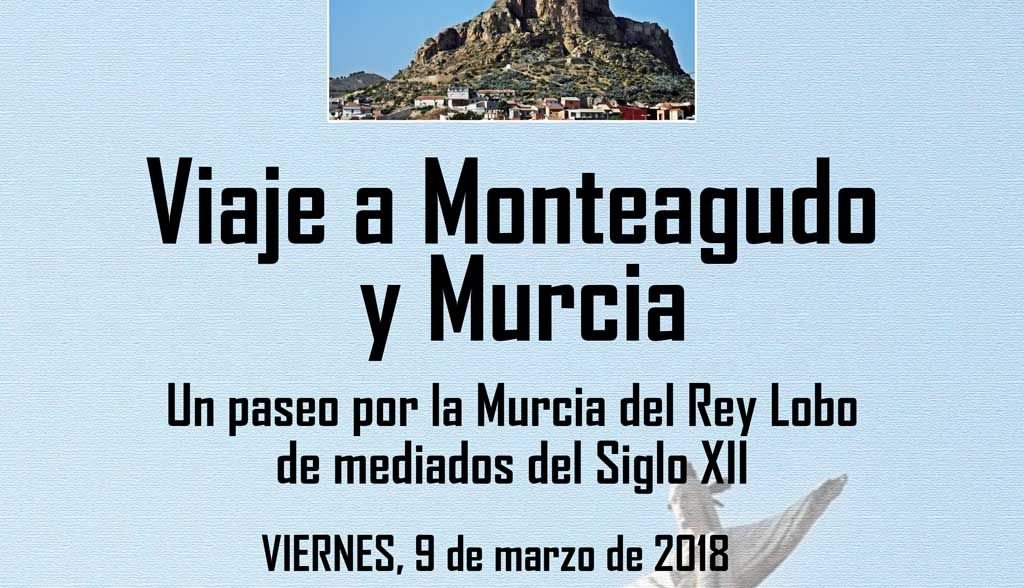 La Concejalía de Igualdad y Servicios Sociales de Bullas organiza un viaje a Monteagudo y a Murcia por la conmemoración del Día de la Mujer