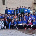 El casco histórico de Moratalla se orienta a la perfección con las carreras de los niños