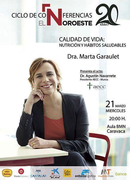 El Noroeste 20 años Marta Garaulet