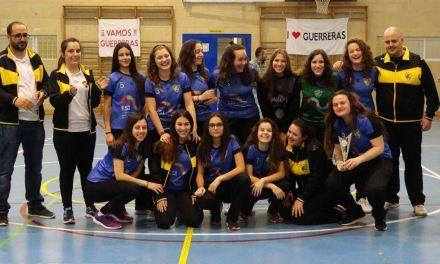 Las chicas juveniles quedan cuartas de la Región de Murcia
