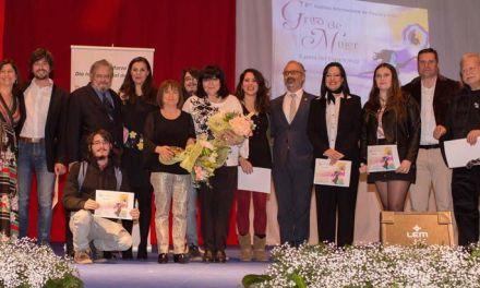 El Thuillier acoge los reconocimientos a la Mujer Trabajadora y Mujer Empresaria y el Festival 'Grito de Mujer-Faros de Esperanza'