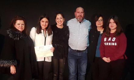 La alumna de 'Los Cantos' María Fernández García gana uno de los Premios Extraordinarios por su expediente académico